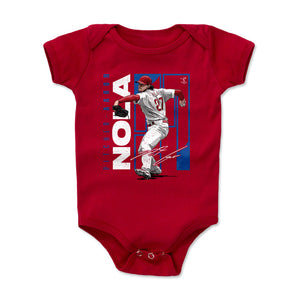 Aaron Nola Kids Baby Onesie | 500 LEVEL