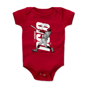 Didi Gregorius Kids Baby Onesie | 500 LEVEL