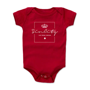 Las Vegas Kids Baby Onesie | 500 LEVEL