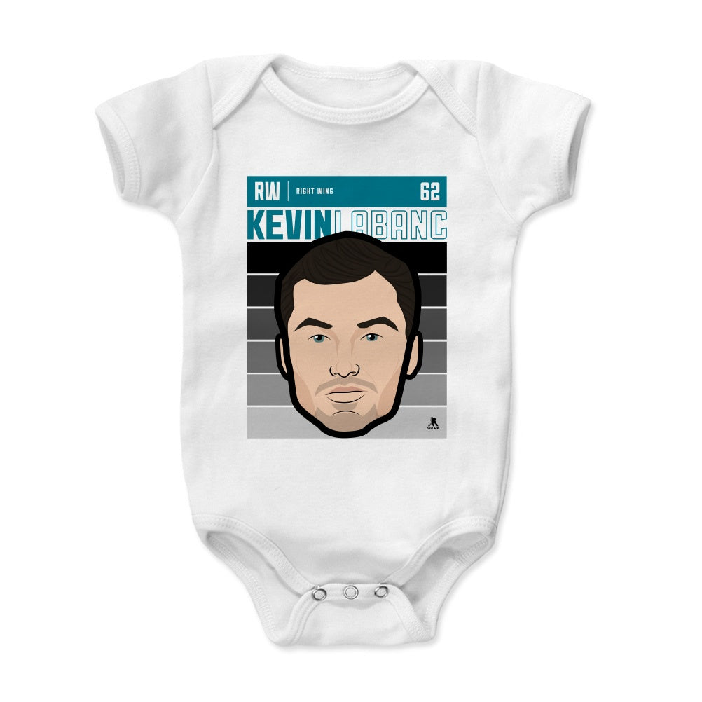 Kevin Labanc Kids Baby Onesie | 500 LEVEL