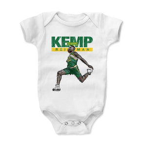 Shawn Kemp Kids Baby Onesie | 500 LEVEL