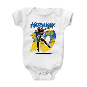 Tim Hardaway Kids Baby Onesie | 500 LEVEL