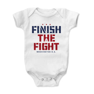 Washington D.C. Kids Baby Onesie | 500 LEVEL