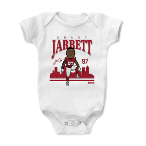 Grady Jarrett Kids Baby Onesie | 500 LEVEL