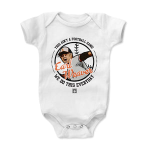 Earl Weaver Kids Baby Onesie | 500 LEVEL
