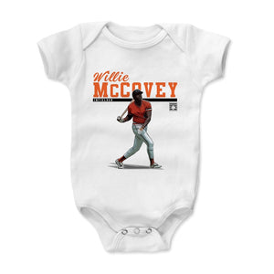 Willie McCovey Kids Baby Onesie | 500 LEVEL
