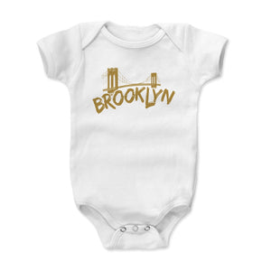 Brooklyn Kids Baby Onesie | 500 LEVEL