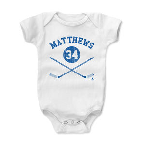 Auston Matthews Kids Baby Onesie | 500 LEVEL