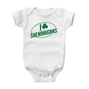 St. Patrick's Day Parody Kids Baby Onesie | 500 LEVEL