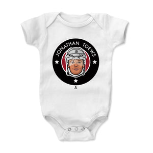 Jonathan Toews Kids Baby Onesie | 500 LEVEL