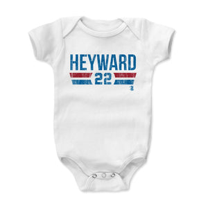 Jason Heyward Kids Baby Onesie | 500 LEVEL