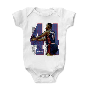 Rick Mahorn Kids Baby Onesie | 500 LEVEL