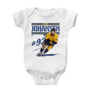 Ryan Johansen Kids Baby Onesie | 500 LEVEL