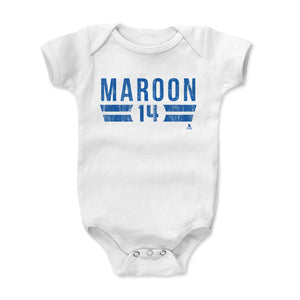 Patrick Maroon Kids Baby Onesie | 500 LEVEL