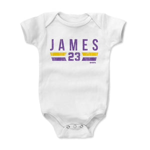 Lebron James Kids Baby Onesie | 500 LEVEL