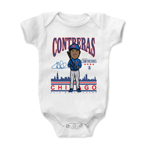 Willson Contreras Kids Baby Onesie | 500 LEVEL