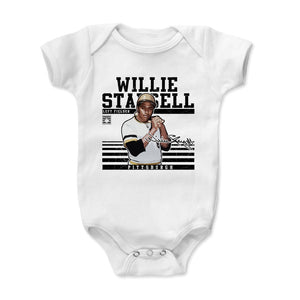 Willie Stargell Kids Baby Onesie | 500 LEVEL