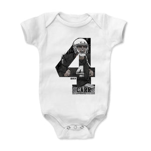 Derek Carr Kids Baby Onesie | 500 LEVEL