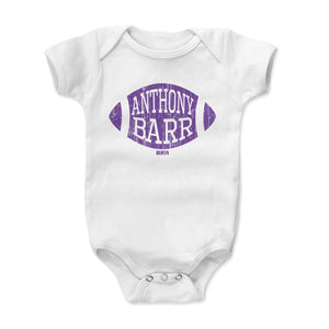 Anthony Barr Kids Baby Onesie | 500 LEVEL