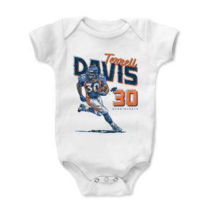 Terrell Davis Kids Baby Onesie | 500 LEVEL