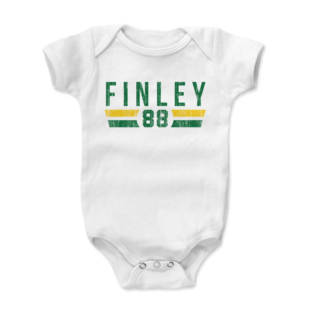 Jermichael Finley Kids Baby Onesie | 500 LEVEL