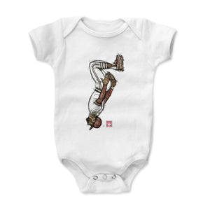 Ozzie Smith Kids Baby Onesie | 500 LEVEL