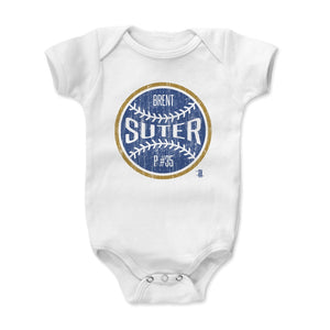Brent Suter Kids Baby Onesie | 500 LEVEL