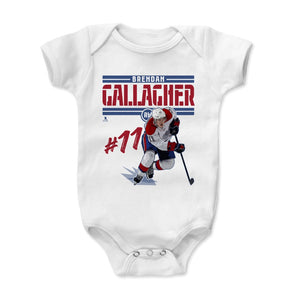 Brendan Gallagher Kids Baby Onesie | 500 LEVEL