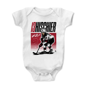 Nico Hischier Kids Baby Onesie | 500 LEVEL