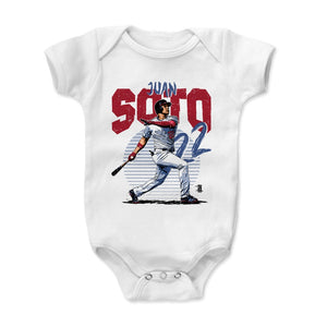 Juan Soto Kids Baby Onesie | 500 LEVEL