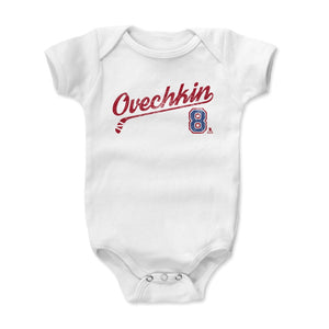 Alex Ovechkin Kids Baby Onesie | 500 LEVEL