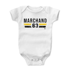 Brad Marchand Kids Baby Onesie | 500 LEVEL