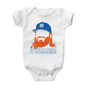 Justin Turner Kids Baby Onesie | 500 LEVEL