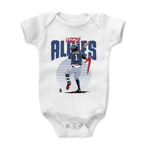Ozzie Albies Kids Baby Onesie | 500 LEVEL