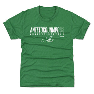 Giannis Antetokounmpo Kids T-Shirt | 500 LEVEL