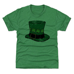 St. Patrick's Day Leprechaun Kids T-Shirt | 500 LEVEL