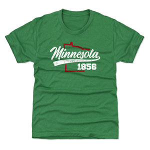 Minnesota Kids T-Shirt | 500 LEVEL