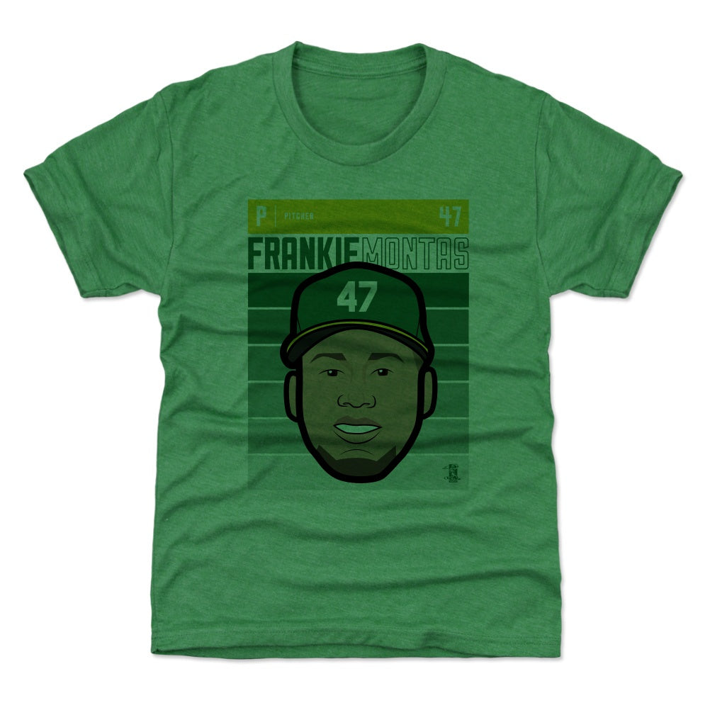 Frankie Montas Kids T-Shirt | 500 LEVEL