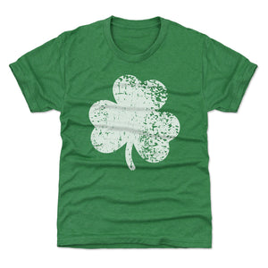 St. Patrick's Day Shamrock Kids T-Shirt | 500 LEVEL