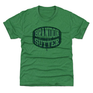 Brandon Sutter Kids T-Shirt | 500 LEVEL