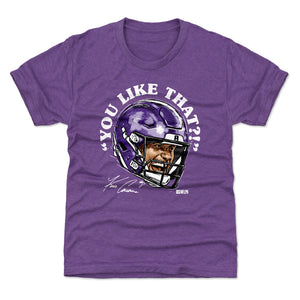 Kirk Cousins Kids T-Shirt | 500 LEVEL