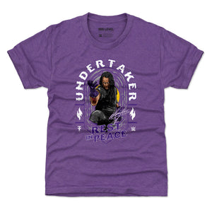 Undertaker Kids T-Shirt | 500 LEVEL