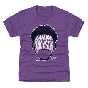Lamar Jackson Kids T-Shirt | 500 LEVEL