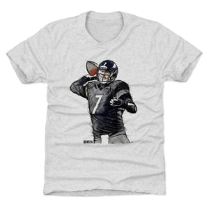 Ben Roethlisberger Kids T-Shirt | 500 LEVEL
