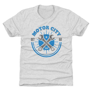 Detroit Kids T-Shirt | 500 LEVEL