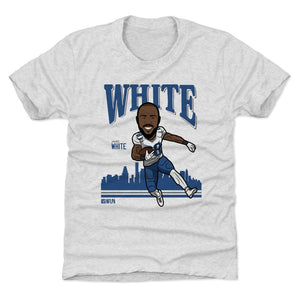 James White Kids T-Shirt | 500 LEVEL