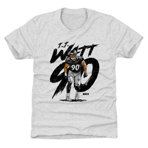 T.J. Watt Kids T-Shirt | 500 LEVEL