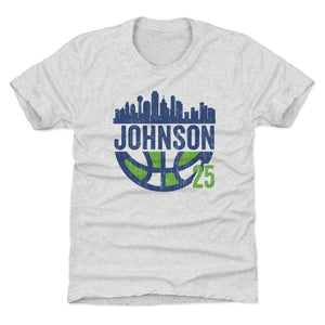 Glory Johnson Kids T-Shirt | 500 LEVEL