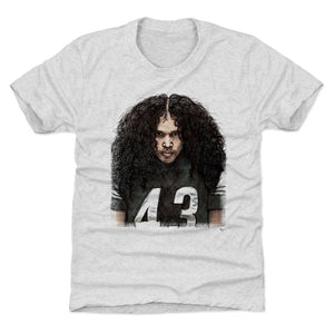 Troy Polamalu Kids T-Shirt | 500 LEVEL