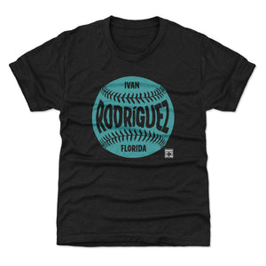 Ivan Rodriguez Kids T-Shirt | 500 LEVEL